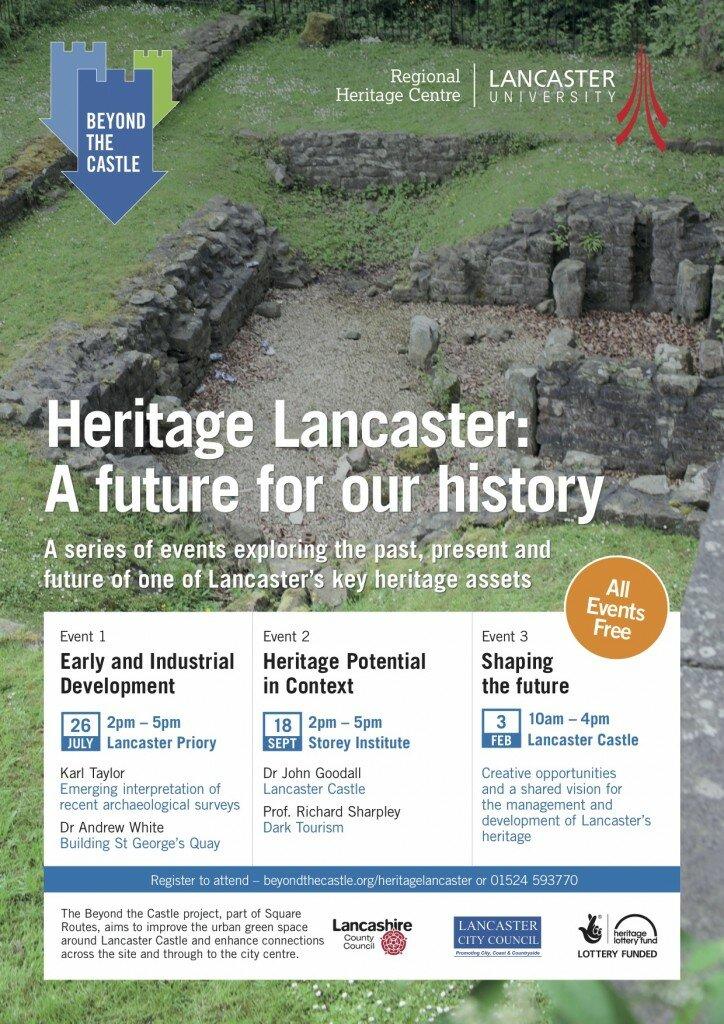 BeyondTheCastle_Heritage_Lancaster_Poster